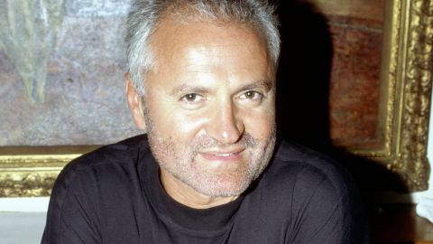"""Celebrated designer Gianni Versace was killed on July 15, 1997, allegedly by <a href=""""http://www.cnn.com/US/9707/15/versace.suspect/"""">suspected mass-murderer Andrew Cunanan</a>. Versace's sister, Donatella, took over the Versace company three months after he died. Ten years after Versace's death, Italy's fashion capital paid tribute to the slain fashion designer with a glittering ballet performance at Milan's La Scala opera house."""