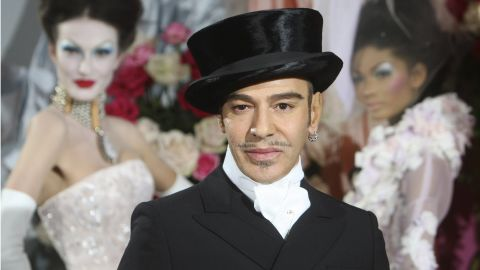 """""""I love Hitler,"""" was about the tamest thing John Galliano said in an anti-Semitic rant caught on tape in 2011. As a result, Galliano was <a href=""""http://www.cnn.com/2011/SHOWBIZ/celebrity.news.gossip/03/01/portman.galliano/index.html"""">fired from fashion giant Christian Dior</a> and found guilty of making public insults based on origin, religious affiliation, race or ethnicity by a French court. In his trial, he said that alcohol and drugs were major factors, which he realized during a stint in rehab after he was fired."""