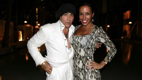 """Fashion designer Michele Savoia, left, <a href=""""http://www.cnn.com/2014/02/16/us/new-york-fashion-designer-body/index.html"""">was found dead</a> in New York's Hudson River on Sunday, February 16. He was 55. The designer built a career dressing himself and celebrity clients in vintage clothing from the 1930s and 40s. He had a flair for the dramatic and had worked on Broadway shows such as """"Swing,"""" """"Promises, Promises"""" and """"Evita."""""""