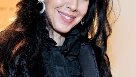 L'Wren Scott, a noted fashion designer and girlfriend of musician Mick Jagger, was found dead of an apparent suicide Monday, March 17, according to a law enforcement official. She was 49.