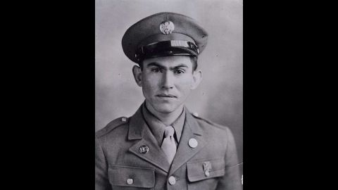 Pvt. Pedro Cano was honored for his action in the Battle of Hurtgen Forest near Schevenhutte, Germany, in December 1944. During a two-day period, he eliminated 30 enemy troops, according to the Army. Sometime later, when his platoon was attacked, he laid motionless on the ground until enemy soldiers closed in. Then he tossed a grenade, wounding or killing all of them.