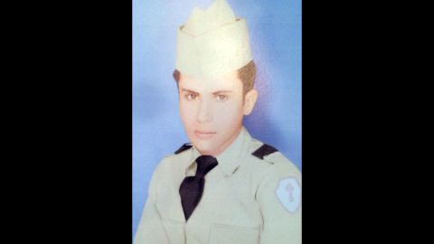Pvt. Miguel A. Vera was posthumously honored for his actions on September 21, 1952, while volunteering for an assault in the Battle of Mount Baldy in Chorwon, Korea. He and others climbed a bare, rocky slope and got within 20 yards of enemy forces before they were forced to pull back because of intense fire. He remained behind to cover his comrades as they withdrew before being mortally wounded.