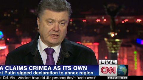 ukraine russia Petro Poroshenko amanpour crimea global system of security_00002424.jpg