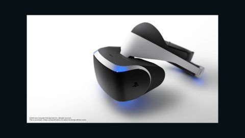 Sony announced Project Morpheus, a virtual reality system for the PlayStation 4, at the Game Developers Conference.