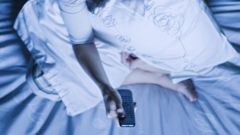 Research has shown that skipping sleep may lead to weight gain. Even partial sleep deprivation ups production of the hormone ghrelin, which triggers hunger.