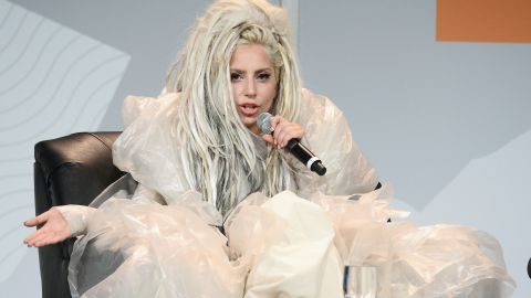 """Lady Gaga gave a performance at the 2014 SXSW festival that included """"vomit art,"""" which she later explained at a keynote address was all about promoting the freedom of artistic expression. """"Things that are really, really strange and feel really wrong can really change the world,"""" she said. """"I'm not saying vomit's going to change the world. ... It's truly just what we wanted to create and do."""""""