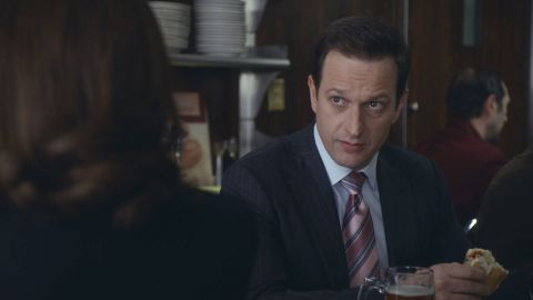 """Josh Charles' turn as lawyer Will Gardner on """"The Good Wife"""" came to an end last spring. The character was killed off in the 15th episode of the fifth season. """"We've all experienced the sudden death of a loved one in our lives,"""" the showrunners said in an explanatory letter. """"Television, in our opinion, doesn't deal with this enough: the irredeemability of death."""""""