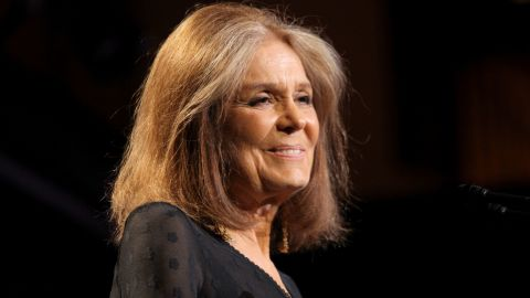 Writer and activist Gloria Steinem speaks in November during an Equality Now event in Los Angeles. Steinem helped usher in the women's liberation movement during the 1960s and 1970s, and she remains one of its most outspoken and visible symbols.