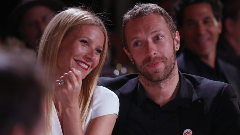 """After a year of  """"<a href=""""http://www.goop.com/journal/be/conscious-uncoupling"""" target=""""_blank"""" target=""""_blank"""">Conscious Uncoupling</a>,"""" Gwyneth Paltrow made her split with Chris Martin official, filing for divorce on April 20. She's seeking joint legal and physical custody of their two children. The A-list pair, who had been married for 10 years before separating in March 2014, <a href=""""http://www.people.com/people/article/0,,20802287,00.html"""" target=""""_blank"""" target=""""_blank"""">reportedly took a """"breakup-moon"""" in the Bahamas</a> following their 2014 announcement."""