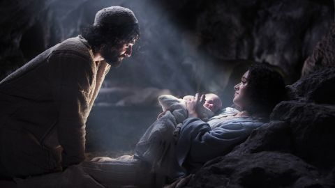 """<strong>""""The Nativity Story"""" (2006): </strong>Mary, the teen mom? """"Twilight"""" director Catherine Hardwicke took a shot at retelling the birth of Jesus in this film, starring Keisha Castle-Hughes. Hughes received an Oscar nomination for her debut role in 2002's """"Whale Rider"""" and seemed like a perfect fit as the Virgin Mary. But the film hit a public snag when it was revealed that the then-16-year-old became pregnant out of wedlock."""