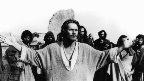 """<strong>""""The Last Temptation of Christ"""" (1988): </strong>Martin Scorsese's adaptation of Nikos Kazantzakis' 1953 novel ruffled feathers upon its release, to say the least. The film, starring Willem Dafoe, includes a disclaimer explaining that it is not based on the biblical gospels and veers far from the biblical portrayal of Jesus' life. Several Christian fundamentalist groups organized protests and boycotts of the film, convincing some movie chains not to show the film. Multiple countries banned the film at the time, and a few still do."""