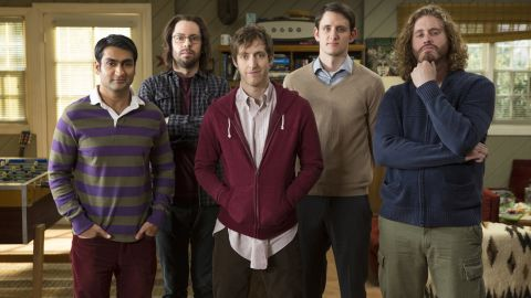 """In HBO's new comedy series """"Silicon Valley,"""" five young men live inside a tech incubator."""