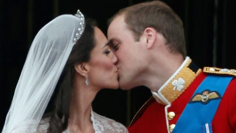 Away from the racecourse, he was credited with getting Prince William and Kate Middleton back together after a breakup.