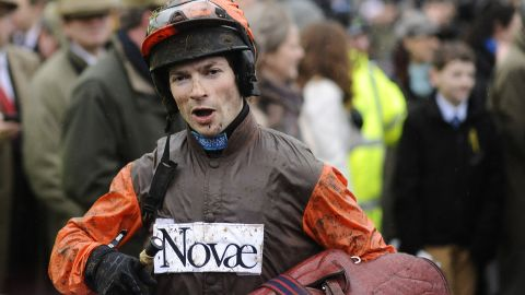 Sam Waley-Cohen is an amateur jockey who swaps his suit running a dental business for racing silks at the weekends.