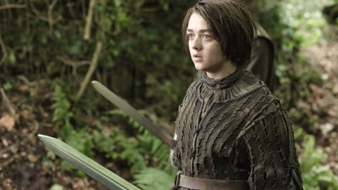 <strong>Arya Stark (Maisie Williams): </strong>Much of Arya's family has been sent to their graves by one wicked person or another, but the young swordswoman is still kicking. The most recent season finds her quest for revenge moving forward as she studies with the Faceless Men in Braavos.