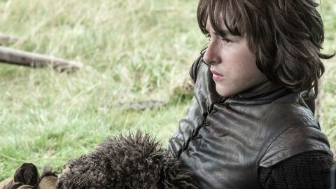 """<strong>Bran Stark (Isaac Hempstead Wright):</strong> Bran Stark, the middle son of the House of Stark, was left crippled from the very first episode of """"Game of Thrones"""" but has gained a gift for visions. With his faithful Hodor (Kristian Nairn) by his side for mobility, the now-orphaned Bran has gone beyond the Wall in search of the three-eyed Raven he frequently sees in visions."""