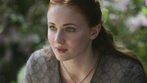 """<strong>Sansa Stark (Sophie Turner):</strong> Sansa is a character many love to hate, because she started out as pretty insufferable. But after she was ridiculed and tortured by Joffrey Lannister, her former fiance, and forced to marry his uncle Tyrion, we've come around. Sansa has started to learn the rules of the """"Game"""" but couldn't avoid marriage to the sadistic Ramsay Bolton -- and the subsequent wedding night. The development had many fans furious."""