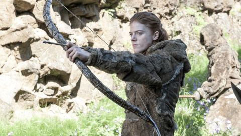 """Rose Leslie played Ygritte on """"Game of Thrones."""""""