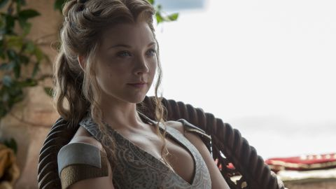 <strong>Margaery Tyrell (Natalie Dormer):</strong> As clever as she is beautiful, Margaery endured a very brief marriage to the terrible King Joffrey before wedding his younger brother, King Tommen. Too bad her conflict with Queen Mother Cersei is still going strong.