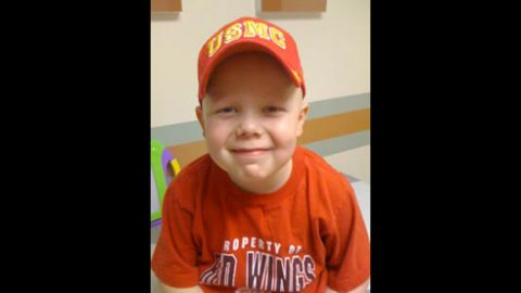 """Max Nunn was diagnosed with medulloblastoma, an aggressive brain tumor. He received compassionate use a month before passing away at age 7. """"I could tell it wasn't helping,"""" says Max's dad, Thomas Nunn. """"It was just making him miserable, so the last week he became so sick from taking it I decided to quit giving it to him."""""""