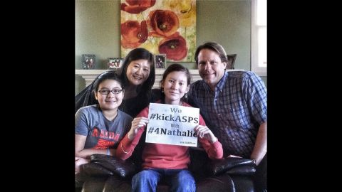 """Nathalie Traller, 15, has been fighting a rare cancer called <a href=""""http://www.cancer.net/cancer-types/sarcoma-alveolar-soft-part-and-cardiac"""" target=""""_blank"""" target=""""_blank"""">alveolar soft part sarcoma</a> (ASPS) for two years, but many clinical trials won't take her because she's under 18. Three companies have rejected her for compassionate use. """"I fight for the dreams of others, my friends. I fight for the dreams I have,"""" she says."""