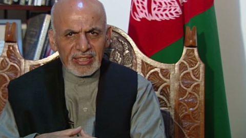 afghanistan amanpour ghani relationship america united states_00005709.jpg