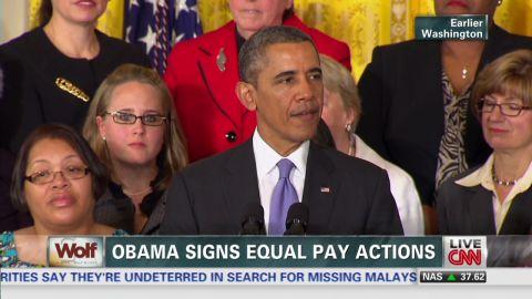 exp wolf blitzer valerie jarrett obama equal pay_00002001.jpg