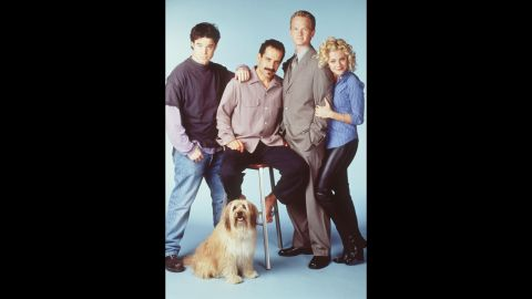 """By 1999, Harris seemed ready to return to the regularity of sitcom TV as he tried to lead a comedy called """"Stark Raving Mad"""" alongside Tony Shalhoub. But the two actors as a new version of """"The Odd Couple"""" didn't take off."""