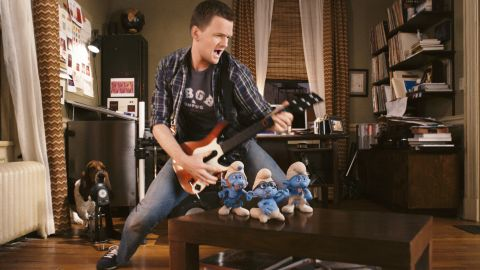 """With his love for cartoons, it's not a surprise that Harris was up for 2011's revival of """"The Smurfs,"""" playing the human who takes them in when they're transported to New York from their village. """"The Smurfs"""" earned $563 million worldwide and spawned a 2013 sequel, meaning kids are now as familiar with Harris' face as they are his voice."""