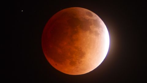 """No stranger to astronomical photography, J. David Osorio photographed the different phases of the lunar eclipse. He started photographing at 10:45 p.m. April 14 and stopped at 3 a.m. April 15. See more of his <a href=""""http://ireport.cnn.com/docs/DOC-1121013"""">photos</a> of the moon's progression."""