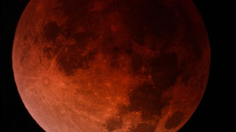 """High school sophomore <a href=""""http://ireport.cnn.com/docs/DOC-1120703"""">Ahan Malhotra</a> and his dad captured this composite image of the blood moon over Miami early April 15. """"My dad and I have been planning to view this for many months, and it was truly a breathtaking experience,"""" said Malhotra, an astronomy enthusiast who likes to photograph """"mostly galaxies and nebulae."""""""
