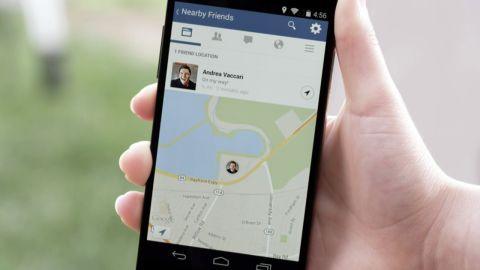"""In April, Facebook rolled out a """"Nearby Friends"""" feature, which uses location information to let users know which friends are near them in the real world."""