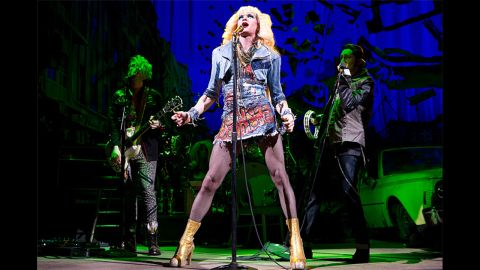 """Neil Patrick Harris earned a Tony nomination for his performance in """"Hedwig and the Angry Inch."""""""