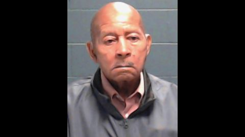 This undated photo provided by the Wood County Sheriff's Office shows Joseph Lewis Miller. U.S. marshals say Miller, an ex-convict wanted in connection with a 1981 Pennsylvania homicide is under arrest after he was found to be living under an alias and serving as a church deacon in Mineola, Texas. (AP Photo/Wood County Sheriff)