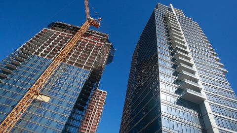 New York City needs more affordable housing, not just luxury housing, says Michael Rubinger.