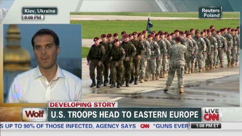 sot wolf us troops poland ukraine pleitgen reuters_00003417.jpg
