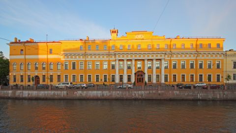 <strong>Yusupov Palace (St. Petersburg, Russia):</strong> Offing Rasputin was no easy feat. First, poisoned cakes failed to fell him, then two bullets. Eventually, he suffered a fatal shot and endured a  beating before his body was dumped in the icy waters of the Moika River.