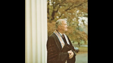 Jones taught at Drew University from 1966 to 2002.