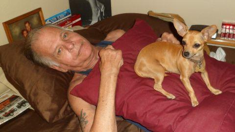 71 year old U.S. Navy veteran, Thomas Breen.
