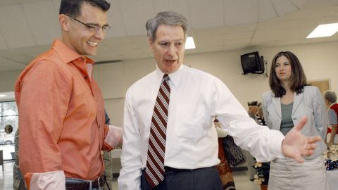 Some political observers believe Rep. Walter Jones, pictured right, is facing his toughest challenge yet in this year's primary.