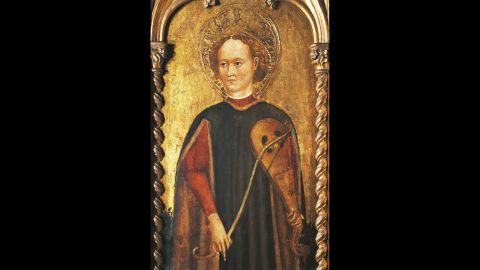 Of patron divorce saint St. Eugene