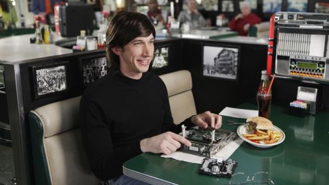 """Adam Driver is a multifaceted actor who'll presumably get to show more of his range in """"The Force Awakens."""" While he's best known for playing a quirky love interest on """"Girls,"""" Driver has also appeared in feature films """"J. Edgar,"""" """"Lincoln,"""" """"Frances Ha"""" and """"Inside Llewyn Davis."""""""