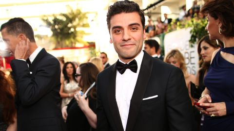 """Oscar Isaac had a breakthrough role in 2013 as the cranky singer-songwriter Llewyn Davis in the drama """"Inside Llewyn Davis."""" We can't imagine his work in """"The Force Awakens"""" will require him to sing, but it would be awesome if it did; Isaac has proved he's got a great set of pipes."""