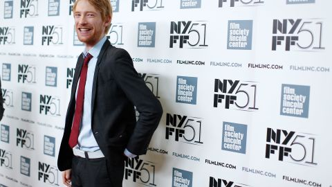 """Does the name Domhnall Gleeson sound familiar? That might be because you remember him as Bill Weasley in the last two movies of the """"Harry Potter"""" franchise. But Gleeson has established himself with a host of other projects, including 2010's """"Never Let Me Go"""" and 2013's """"About Time."""" Suffice to say that if you don't know Gleeson by now, you will after """"Star Wars: Episode VII."""""""