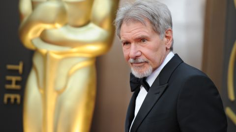 """After playing coy with the press for months, Harrison Ford was finally officially announced as part of the """"Force Awakens"""" cast. The actor will reprise his role of Han Solo."""
