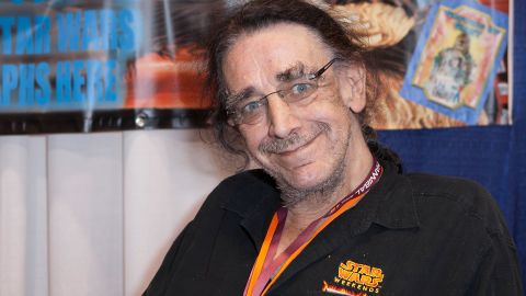 """Peter Mayhew is probably somewhere warming up his voice for that famous Chewbacca roar. The actor was rumored to be reprising the character in """"The Force Awakens,"""" but it wasn't official until Abrams' announcement."""