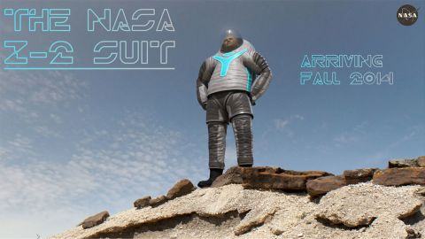 """With nearly 150,000 votes, """"Technology"""" is the people's choice for NASA's new Z-2 spacesuit. Here are all the nominated designs."""