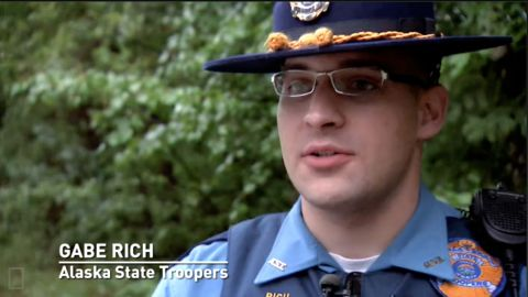 """Rich appeared in six episodes of """"Alaska State Troopers"""" in 2012 and 2013, according to IMDb.com. The 26-year-old was born in Pennsylvania but moved to Fairbanks, Alaska, shortly after. He was a trooper for three and a half years, and he is survived by his fiancee and two sons."""