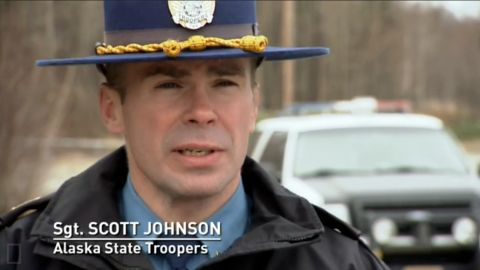 """Johnson appeared in four episodes of """"Alaska State Troopers"""" from 2011 to 2013, according to IMDb.com. The 45-year-old was born in Fairbanks but grew up in Tok, Alaska. He became a state trooper in 1993. He is survived by his wife and three daughters."""