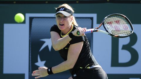 """Former professional tennis player <a href=""""http://www.cnn.com/2014/05/05/sport/tennis/elena-baltacha-dies-tennis/"""">Elena Baltacha</a> died at the age of 30 after losing her battle with liver cancer on May 4. Before retiring in November, she had reached a career high of 49th in the world rankings."""